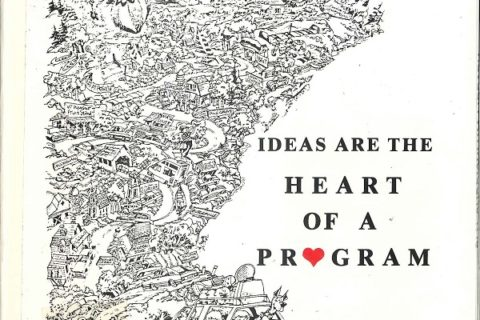 Ideas are the Heart of a Program cover