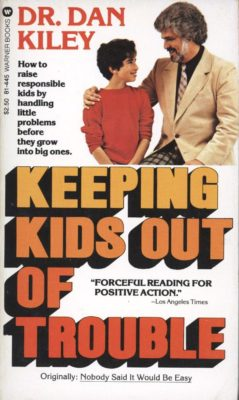 keeping kids out of trouble book cover