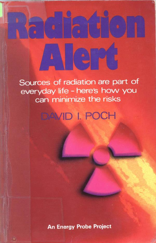 radiation alert book