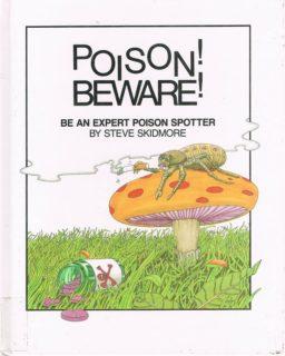 Poison! Beware! Cover