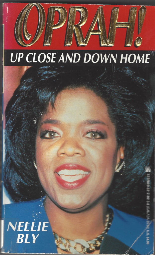 Oprah Up Close and Down Under