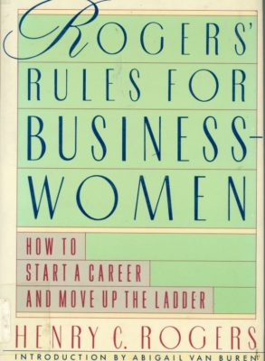 Rogers rules for business women