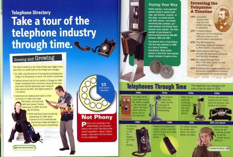 history of the telephone industry