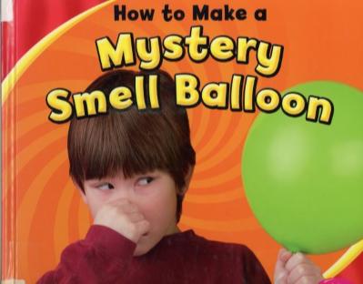 mystery smell balloon