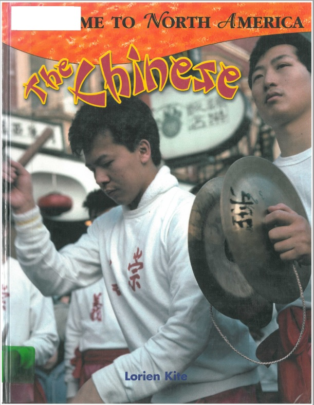 The Chinese cover