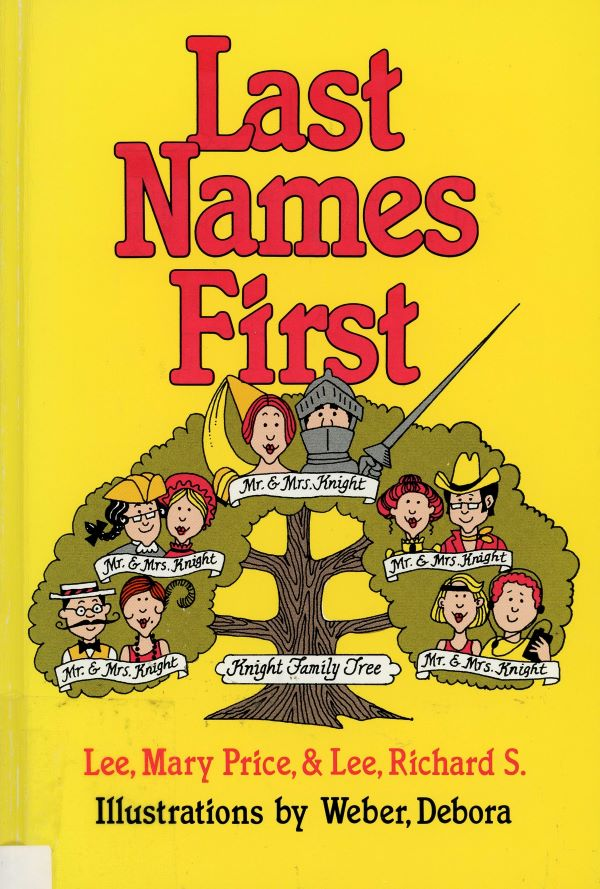 last names first