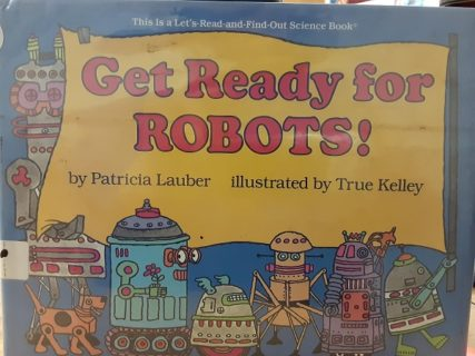 Get Ready for Robots cover
