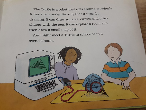 The turtle drawing robot