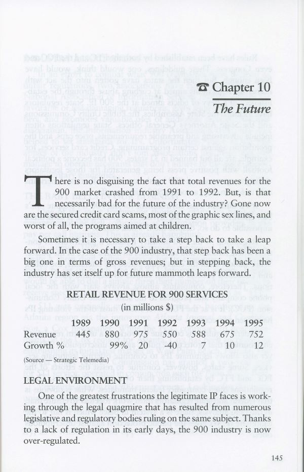 projections for the 1990s