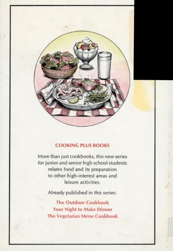 back cover diet book