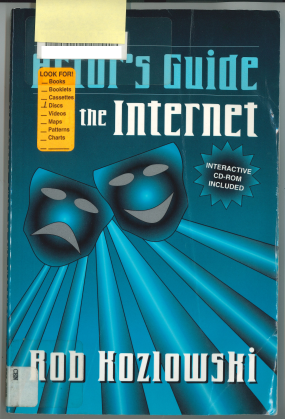 Actor's Guide to the Internet