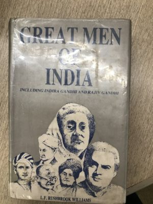 Great Men of India cover