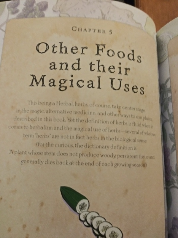 Other Foods and their magical uses