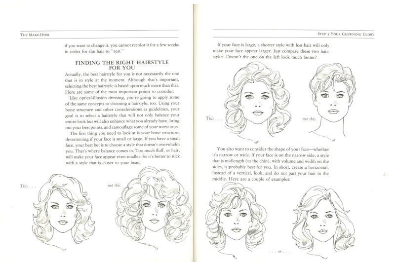 finding the right hair