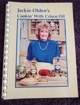 Cookin with Crisco cover