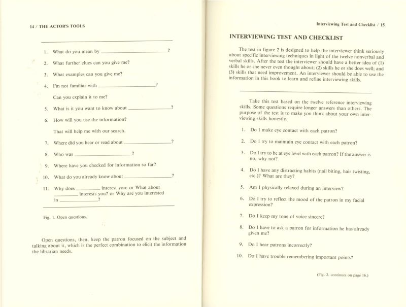 reference interview questions
