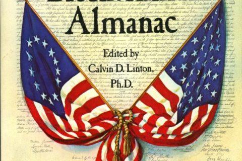bicentennial almanac front cover