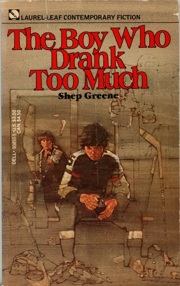the boy who drank too much cover