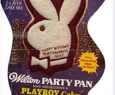 Playboy Bunny Cake Pan
