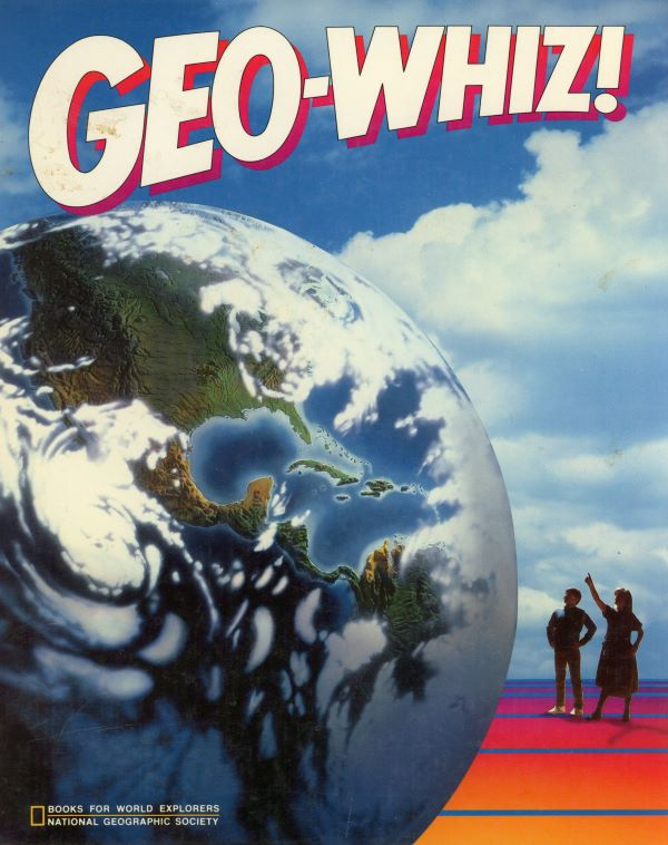 Geo-whiz! front cover