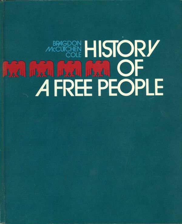 A History of a Free People textbook