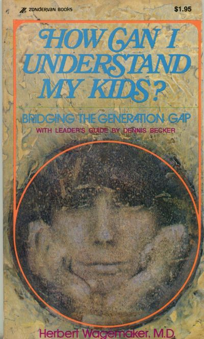 how can I understand my kids? book cover