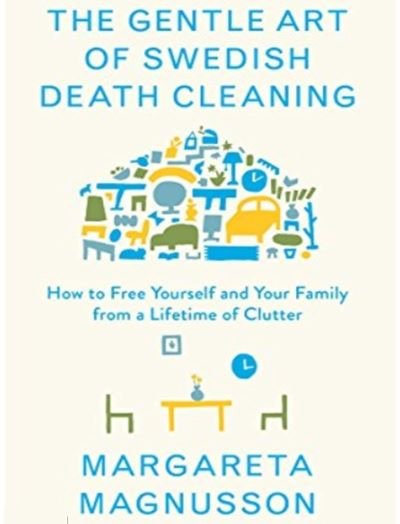 book cover Swedish Death Cleaning