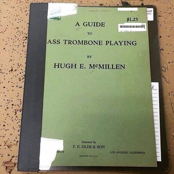 Bass Trombone cover