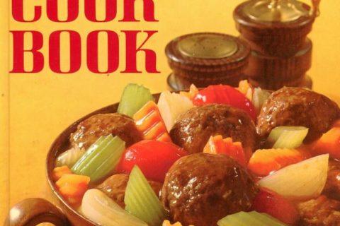 Casserole Cook Book cover