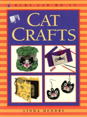 cat crafts book cover