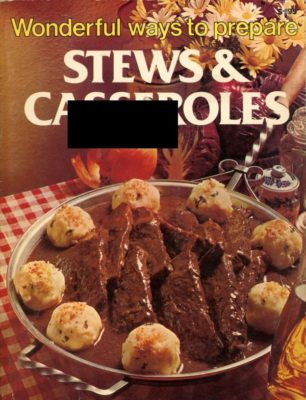 stews and casseroles cover
