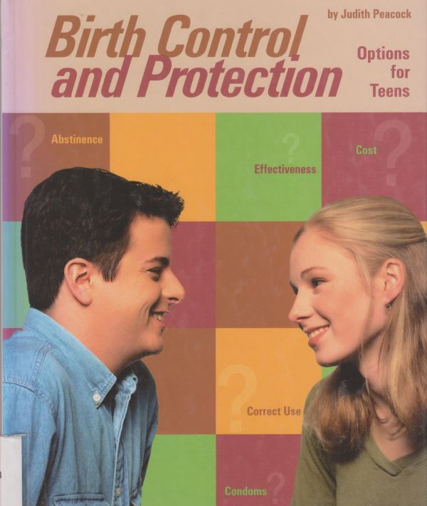 birth control and protection cover