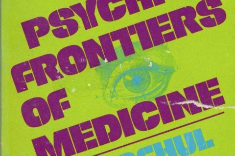 pyschic frontiers of medicine cover