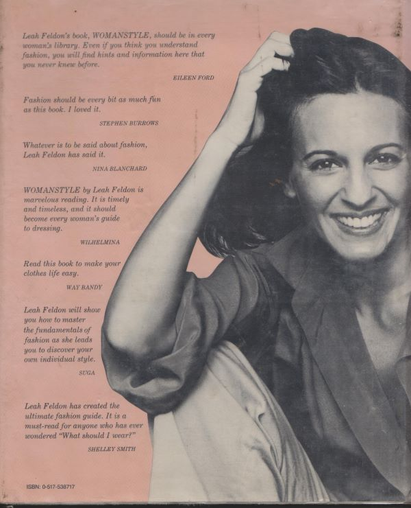 woman style back cover