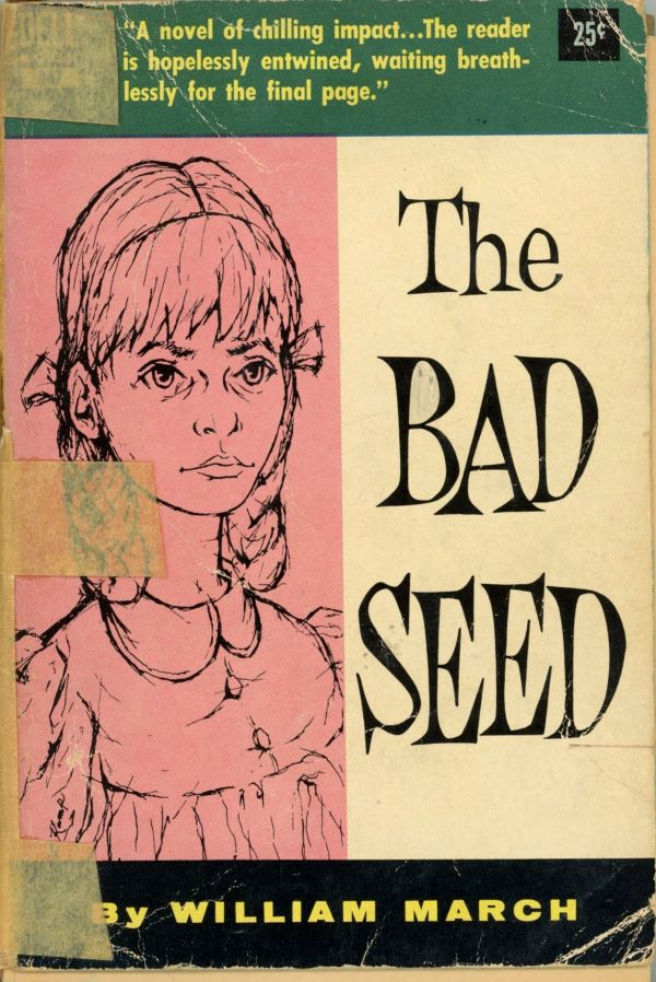 the bad seed cover