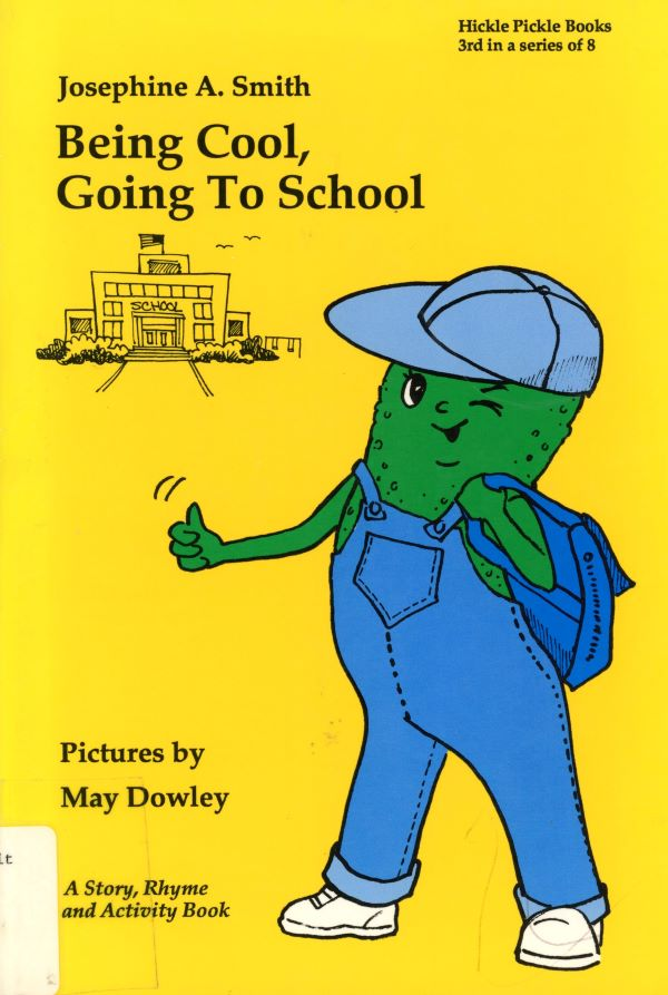 cover of hickle going to school