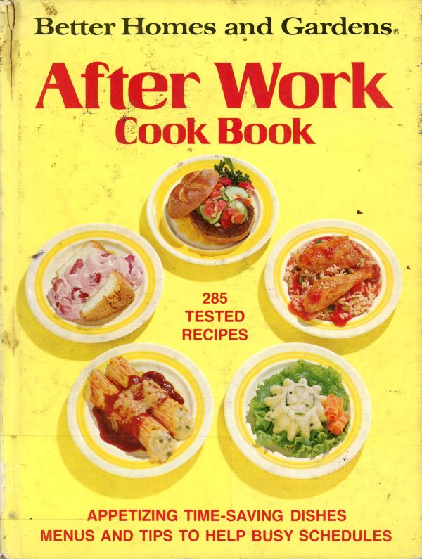 after work cook book