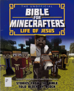 Bible for Minecrafters cover