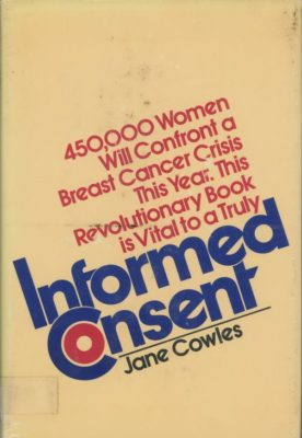 cover of informed consent