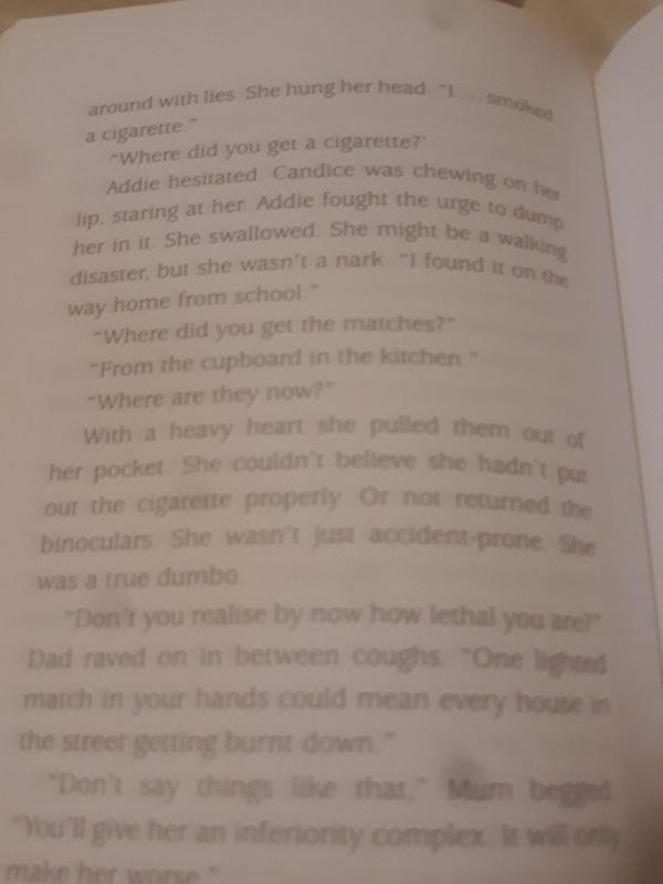Addie Accident excerpt