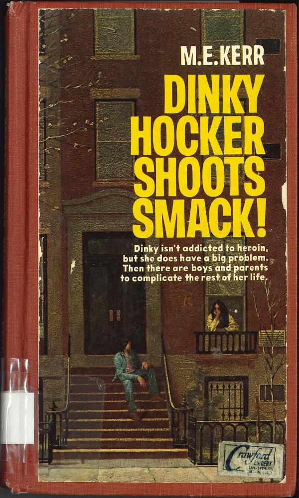 Dinky Hocker Shoots Smack cover