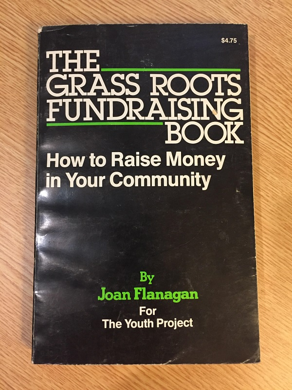 Grass Roots Fundraising cover
