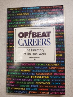 Offbeat Careers cover