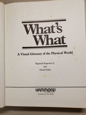 What's What cover