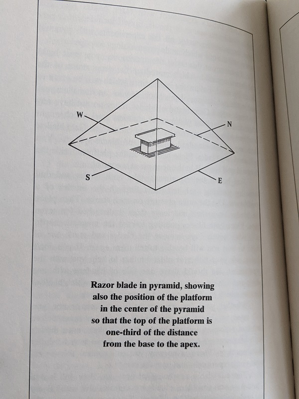Construct a pyramid