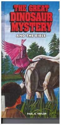 Great Dinosaur Mystery cover