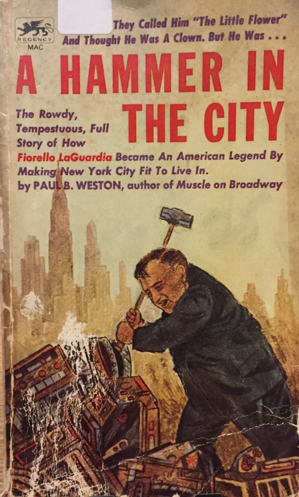 A Hammer in the City cover