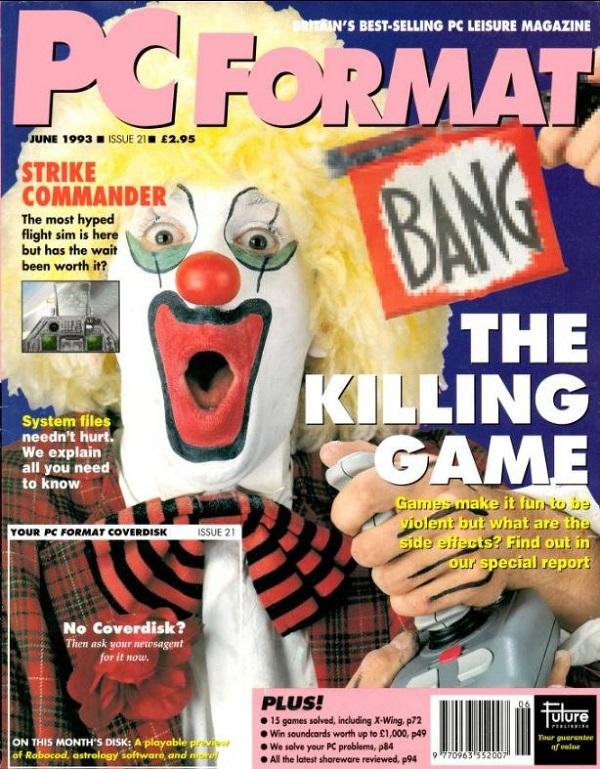 PC Format Magazine June 1993
