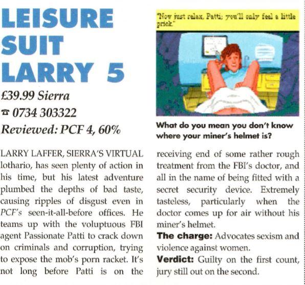 Leisure Suit Larry
