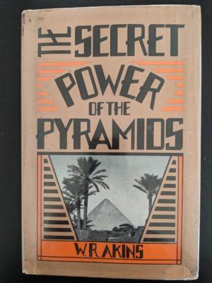 Secret Power of the Pyramids cover